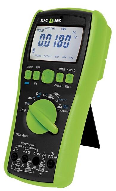 Elma 6600 Processmultimeter