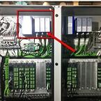 MSP30-08 og moduler MSM20 monteret i applikationen