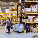 DCC har købt lagerinventar hos Hans Schourup gennem de sidste 24 år