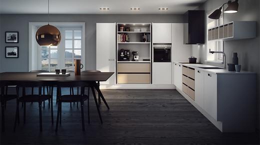 3ceef789 Koncernen bag køkkenproducenterne Tvis og Svane melder om et stærkt 2013  med en pæn stigning i omsætningen.