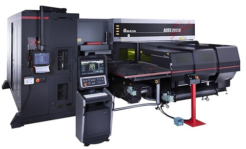 Amada ACIES2515 AJ 4kW laser