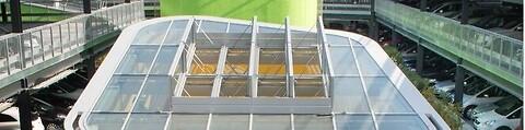 LAMILUX CI-System Glasstak PR60energysave