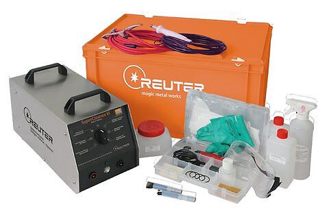 Super Cleanox VI-KIT Reuter  fra Hajo Tool A/S
