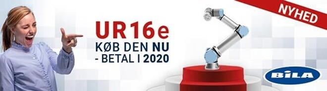 UR16e, Tilbud, Riobot, Automation