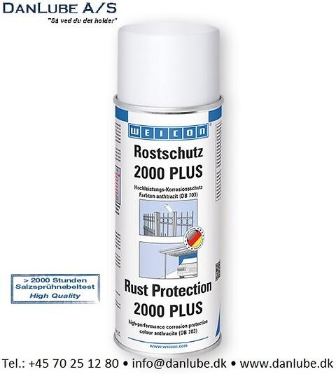 Rustbeskyttelse 2000 PLUS