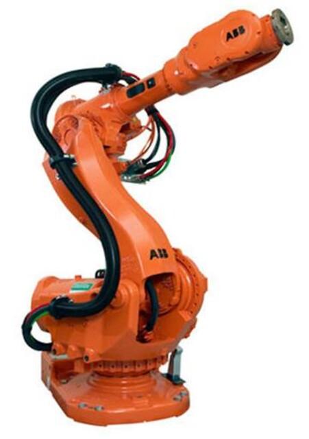 Ny ABB robot IRB6600  ( I orginal förpackning )