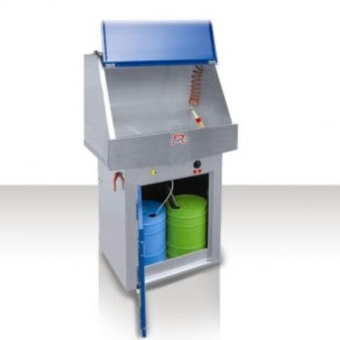 """maxi"" komponentvasker, opløsningsmiddel man/auto"