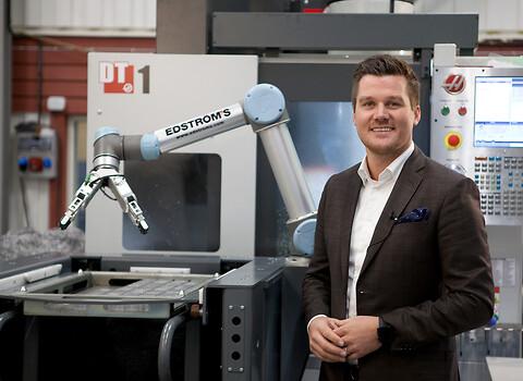 Programmeringsutbildning Universal Robots