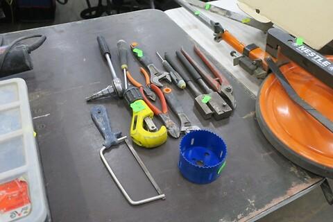 Div. værktøj