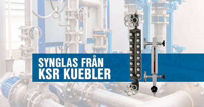 Synglas från KSR Kuebler