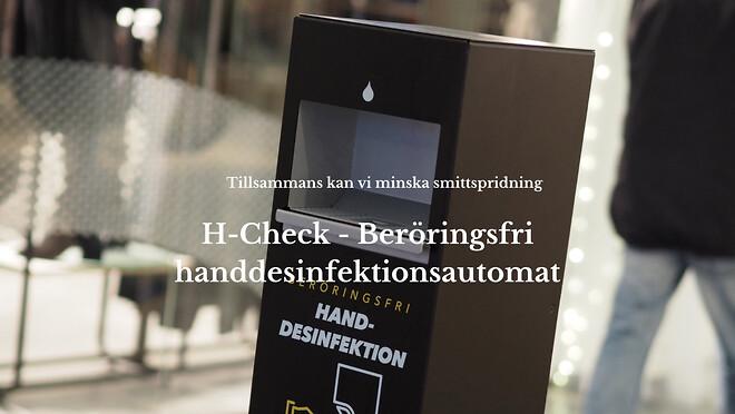 Handdesinfektionsautomat