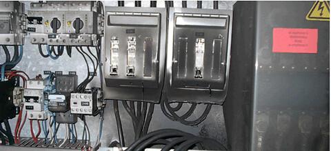 Overspænding og kortslutning i el-nettet