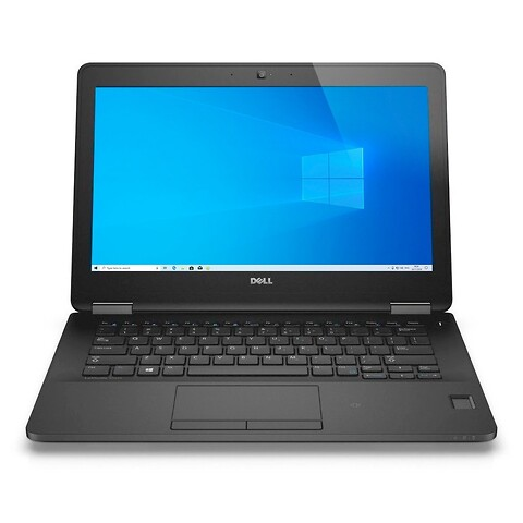 "12"" dell latitude E7270 - intel i5 6200U 2,3GHz 256GB ssd 8GB Win10 pro - grade b - bærbar computer"