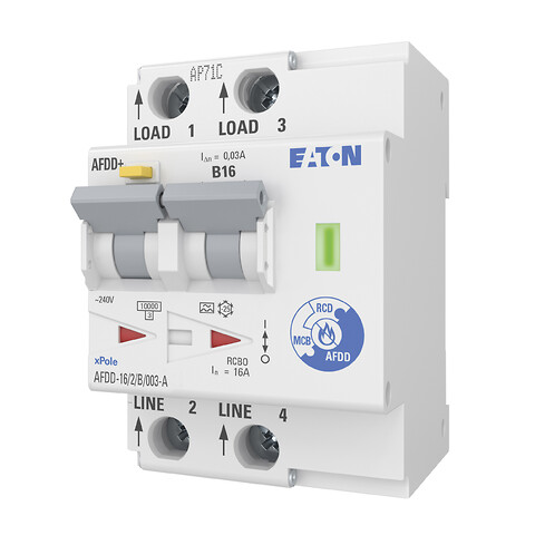 Eaton AFDD+ - teknologi til at beskytte det vigtigste
