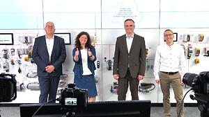 Lenze afholdt virtuel event om nye produkter og løsninger til Smart Factory