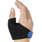 Orficast More Black 15 cm Thumb CMC orthosis butterfly
