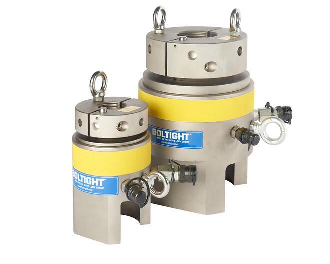 Hydrauliske strekkere fra Boltight for Subsea, olje og gass