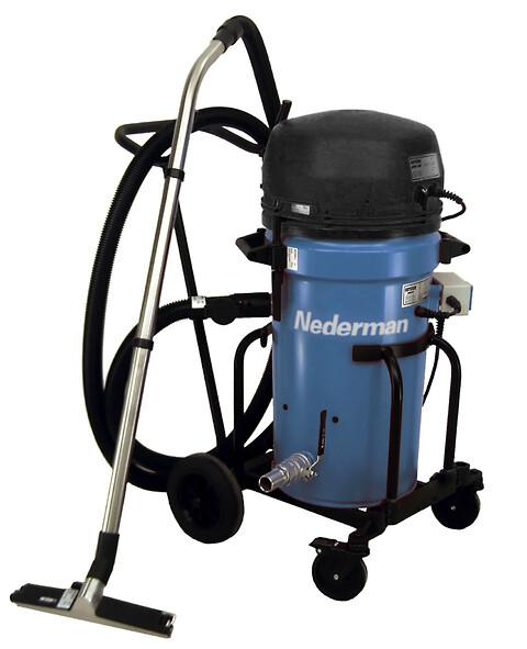 Nederman Bb181 - Elektrisk industristøvsuger fra Norclean AS