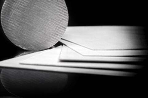 Kappede emner av plater i Titan, Duplex og Super Duplex fra Astrup