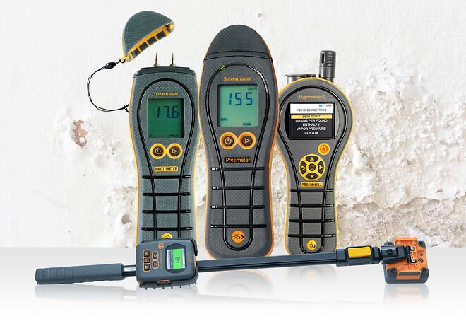 Elma Instruments Protimeter