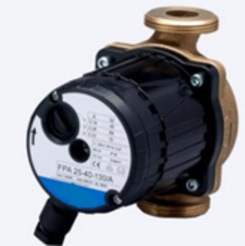 Sirkulasjonspumper - Lowara TLCB-TLCBH fra Xylem Water Solutions Norge AS
