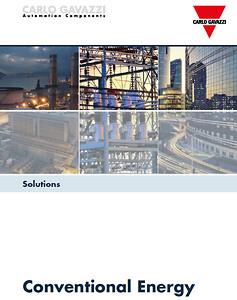 energieffektivitet, energioptimering, energimåling, Carlo Gavazzi,