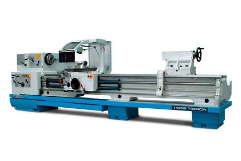 TRENS SN 710S - kraftig drejebænk til alle større opgaver.