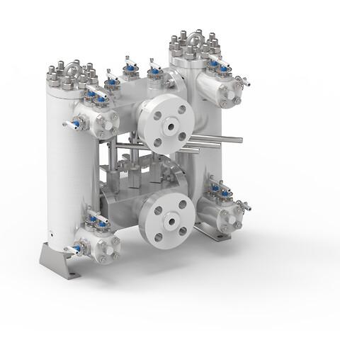 Nyt gasfiltreringssystem fra Indufil