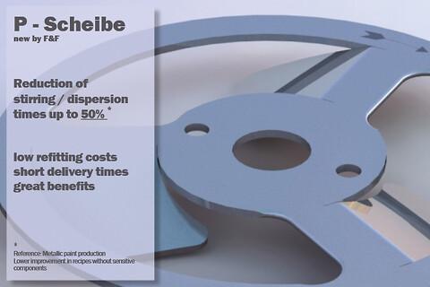 Dissolverskiver fra F&F Seven Steps GmbH&CoKG