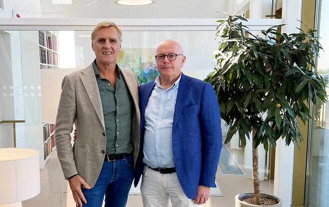 Peter Areskog & Ingemar Lans