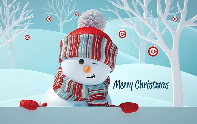 Glædelig jul fra CORE-emt