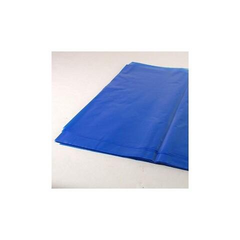 Plastark HDPE 1200x1400 - 20 MY - Blå