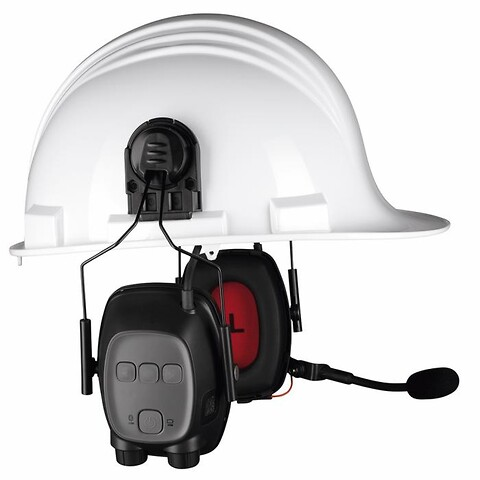 Sync wireless impact hjelm