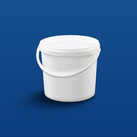 Plastsp EZE5600 - 5,6 l. m/profilh.- hvid
