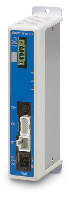 Stepmotor controller med IO-Link - JXCL-1 fra SMC