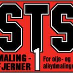 STS 1 oppløser maling som inneholder en olje, en oljedispersjon eller et kjemisk modifisert oljeprodukt.