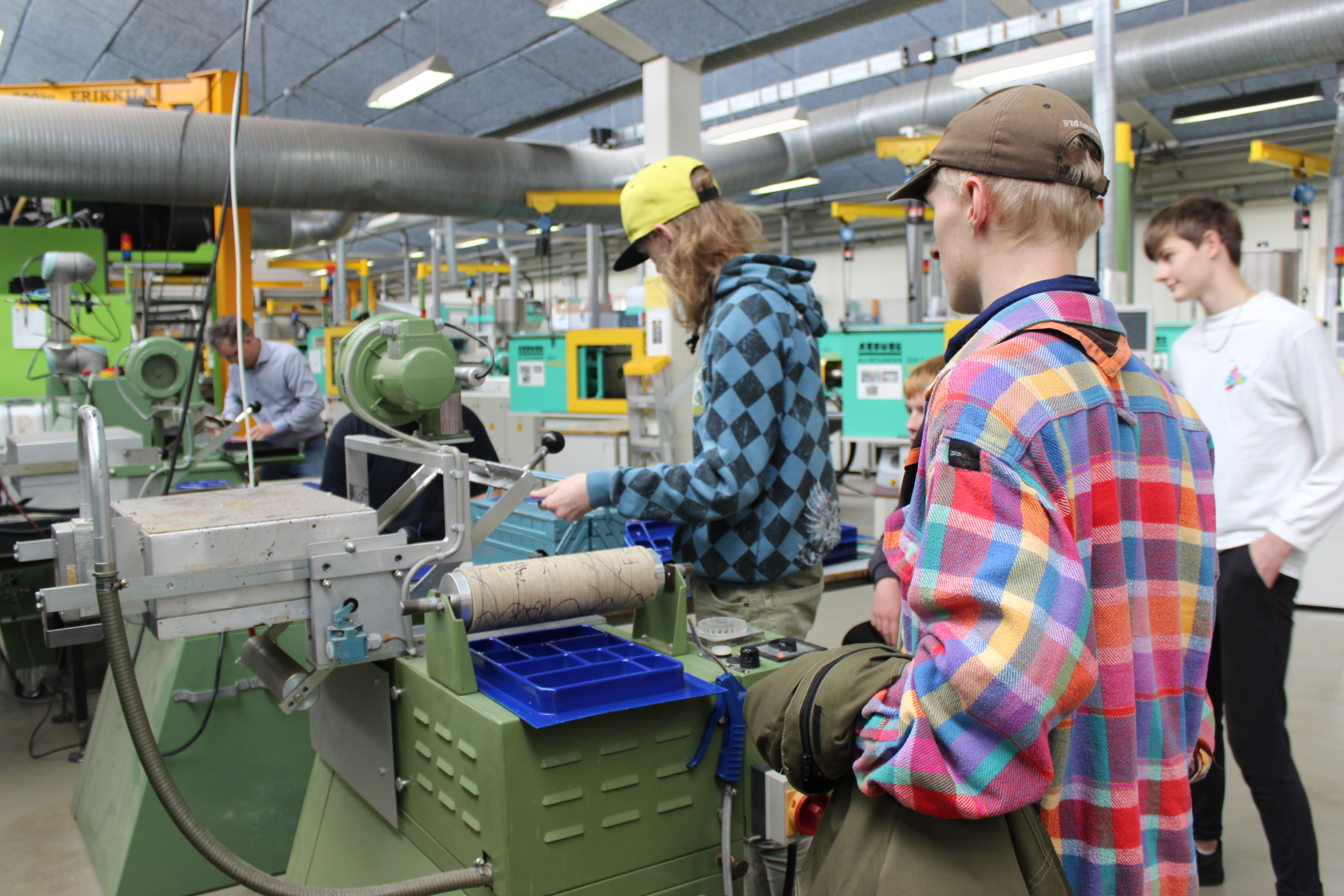 En dag i en plastmagerlærlings sikkerhedssko PlastForum DK