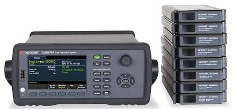 Keysight DAQ970A tilbyder nye dataopsamlings muligheder