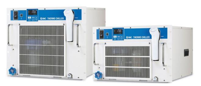 HRR monteres i rack og giver hurtigt ekstremt stabil temperaturnøjagtighed.