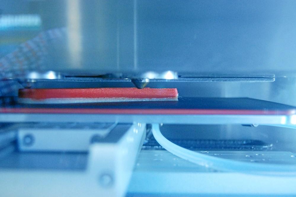 Arburg 3D-printer med standard-granulat - Metal Supply DK