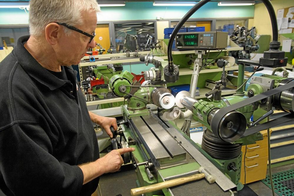 Jeppe takker af efter 49 år med værktøjer - Jern & Maskinindustrien
