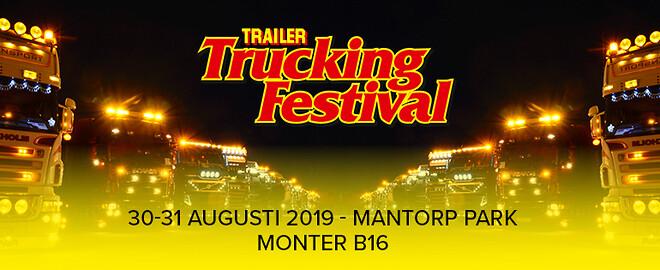 Turcking Festival, HBA är där!