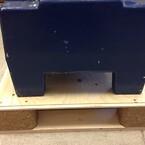 Precisionscertifierade vikter förpackade i hållbara lådor