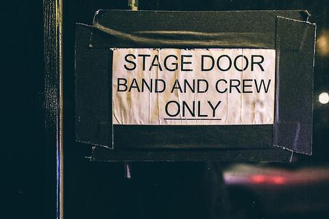 Vil du med backstage?  Det er Connected Manufacturing, der spiller!