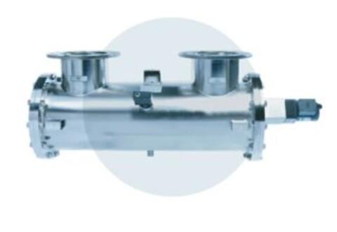 RAS-Line D PH, UV-filtrering