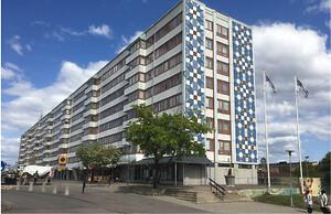 ROCKWOOL levererar produkter till renoveringen av byggnaden på Friskväderstorget.