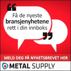 5ade275b04ee Nyheter - Metal Supply NO