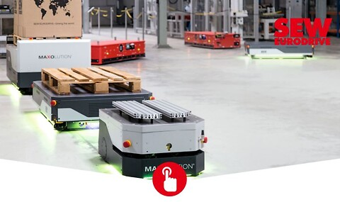Innovative AGV-systemer