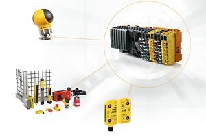 ABB Jokabs og B&R's safety I/O-moduler.