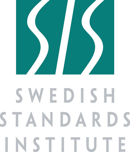Swedish Standands Institute, SIS